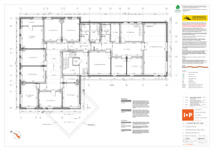 C1252-203D Proposed First Floor Plan - GA